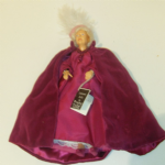 Vintage Mrs. Peggy Nisbet Doll Made in England - 1978 Limited Edition P/1001